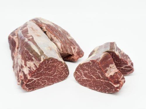 Filet Wagyu Beef Kobe Rindfleisch Österreich Putz