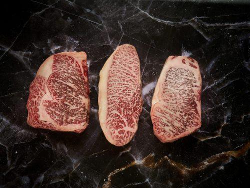 Wagyu Beef BMS 9+